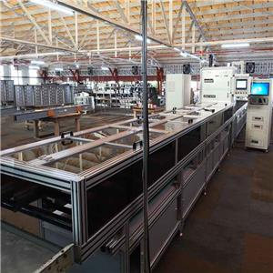 Flexible Automatic Busbar Inspection Machine for HV Withstanding Testing