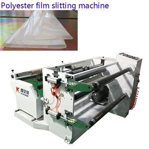 Mesin Busbar Duplex Polyester Film Slitting