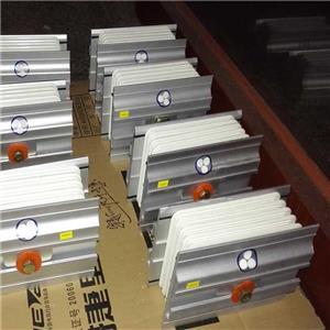 1000A Copper Conductor Joint Ginamit Upang Ikonekta ang Dalawang Sistema ng Busbar