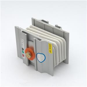 800A 3p Busway Joint Connection Bar with Zinc-plated Surface