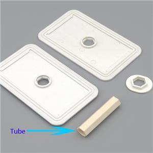 DMC Electrical Insulate Separator Plate para sa Compact Busbar Joint