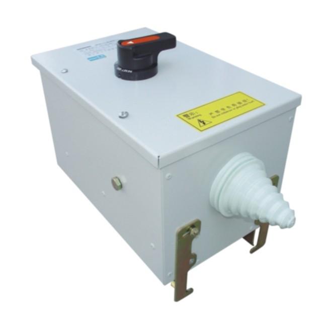 I-plug in ang Busbar Tap Off Unit na may Copper Conductor para sa Compact Busduct