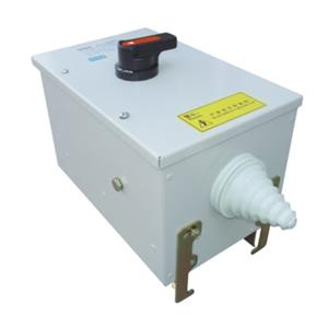 Plug in Busbar Tap Off Unit with Copper Conductor for Compact Busduct