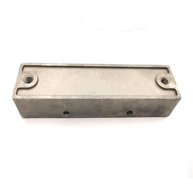 Pasadyang Dimensyon ng Casting ng Aluminyo para sa Busbar Trunking System
