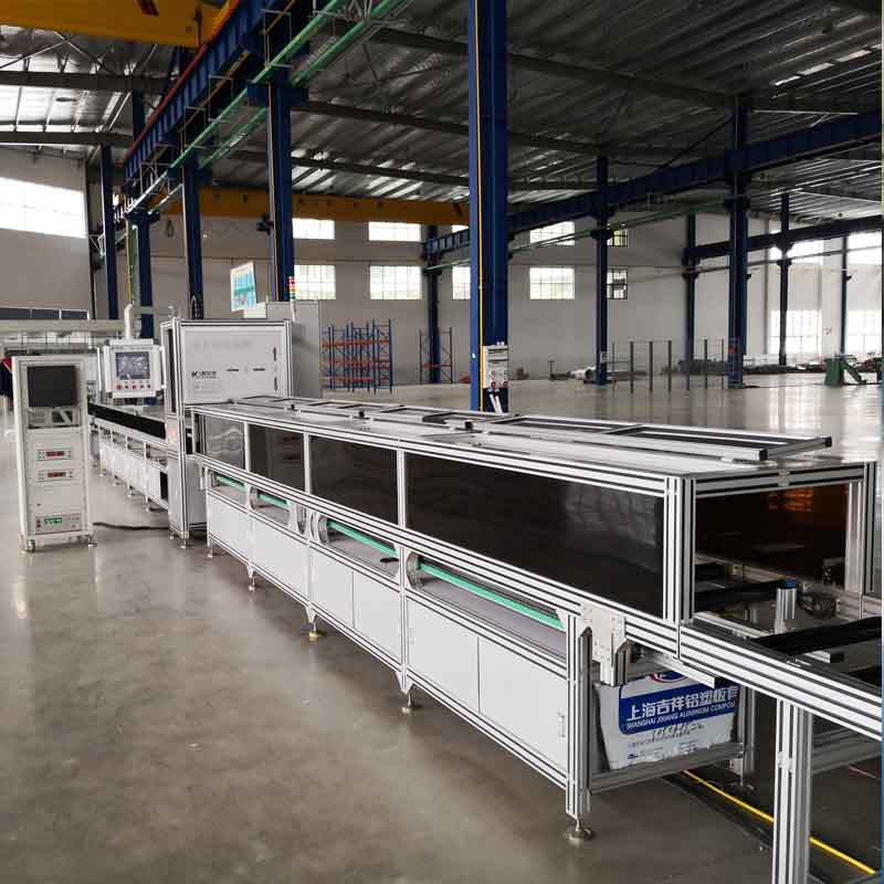 Compact Busbar Automatic Inspection Machine for HV withstanding test dection
