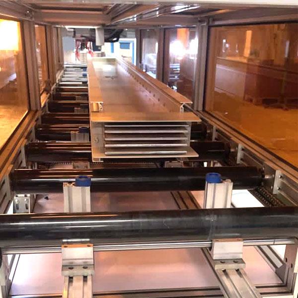 Flexible Automatic Busbar Inspection Machine