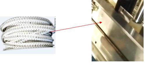 Busduct Riveting Machine