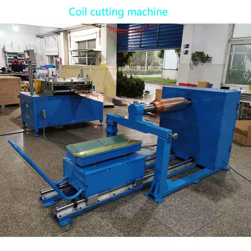 Машина для продольной резки рулонов с высокой точностью и высокой скоростью