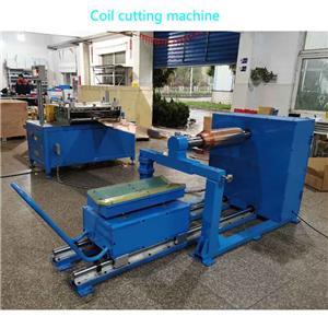 Coil Slitting Machine Berkelajuan Tinggi Berketepatan Tinggi
