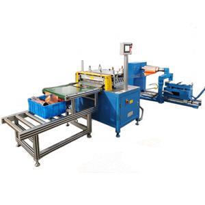 Coil Slitting Machine High Precision High Speed untuk tembaga