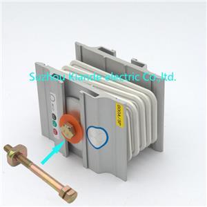 Срезной болт M12 для соединения шинопровода