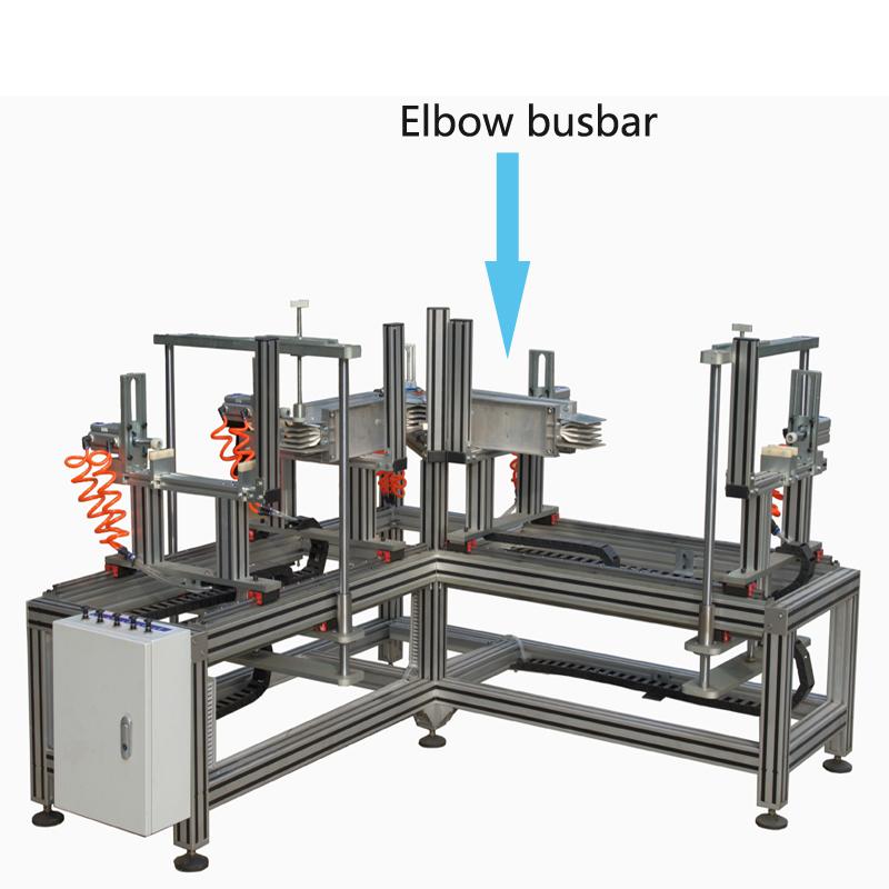mesin pemasangan bar siku fabrikasi