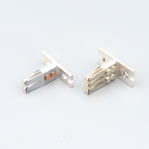 Вставной зажим заземления для вставной контактной коробки шинопровода