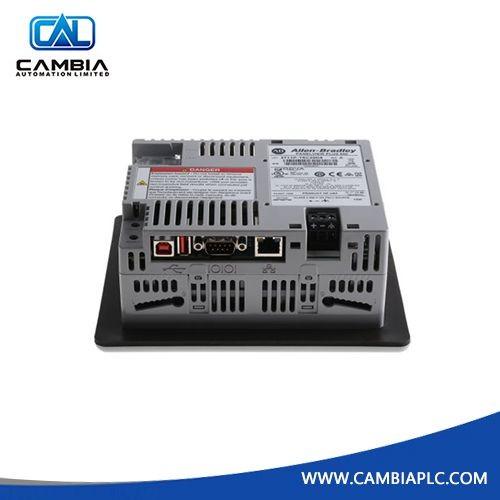 Allen Bradley HMI 2711P-T6C20D8 Touch Panel