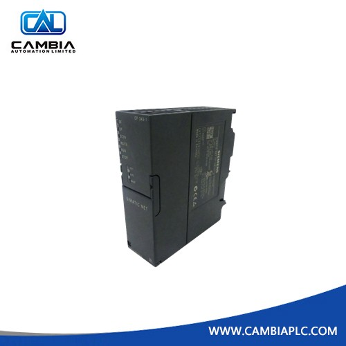 Siemens 6GK7343-1EX30-0XE0 CP343-1 Processor