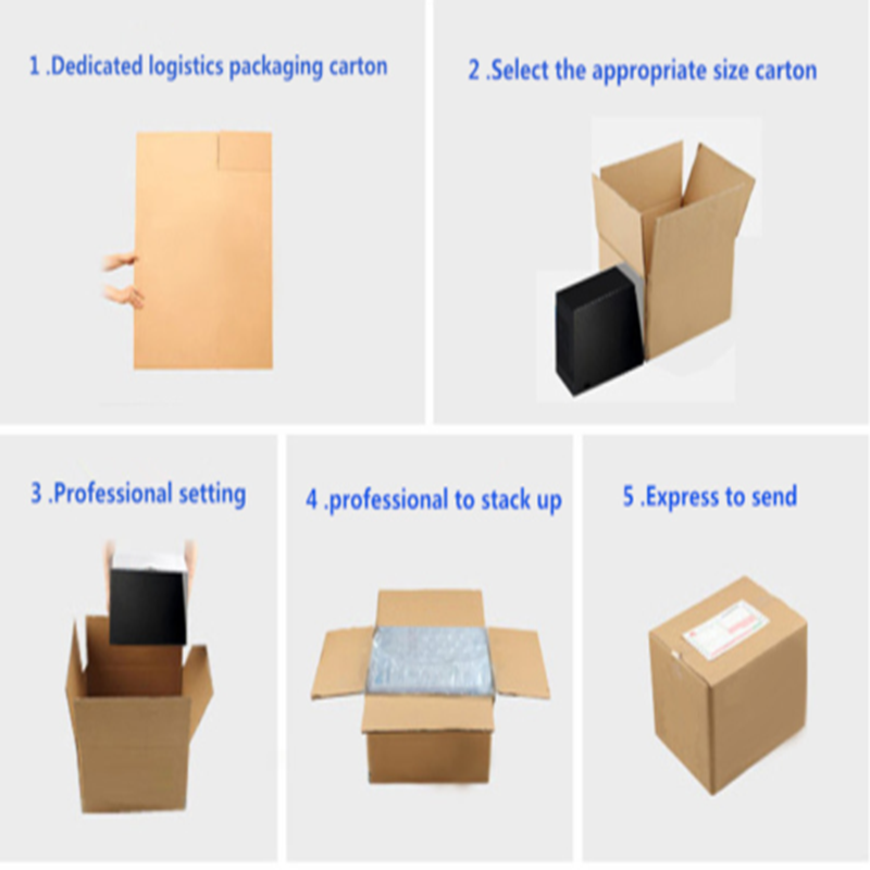 Professional packaging