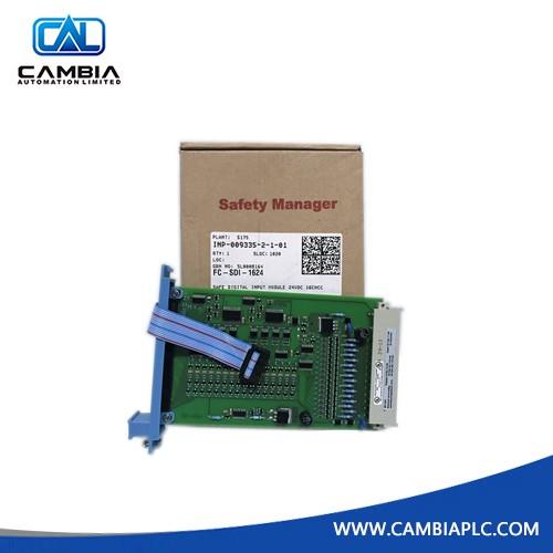 Honeywell FSC FC-SAI-1620M FCTSAI1620M Analog Input