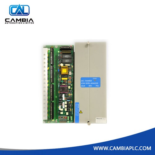 MC-TAMR03 51309218-175 Honeywell Analog Input Multiplexer
