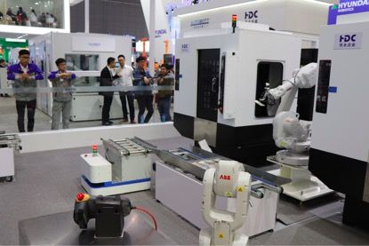 Hit ABB 2019 expo: let me get closer to you