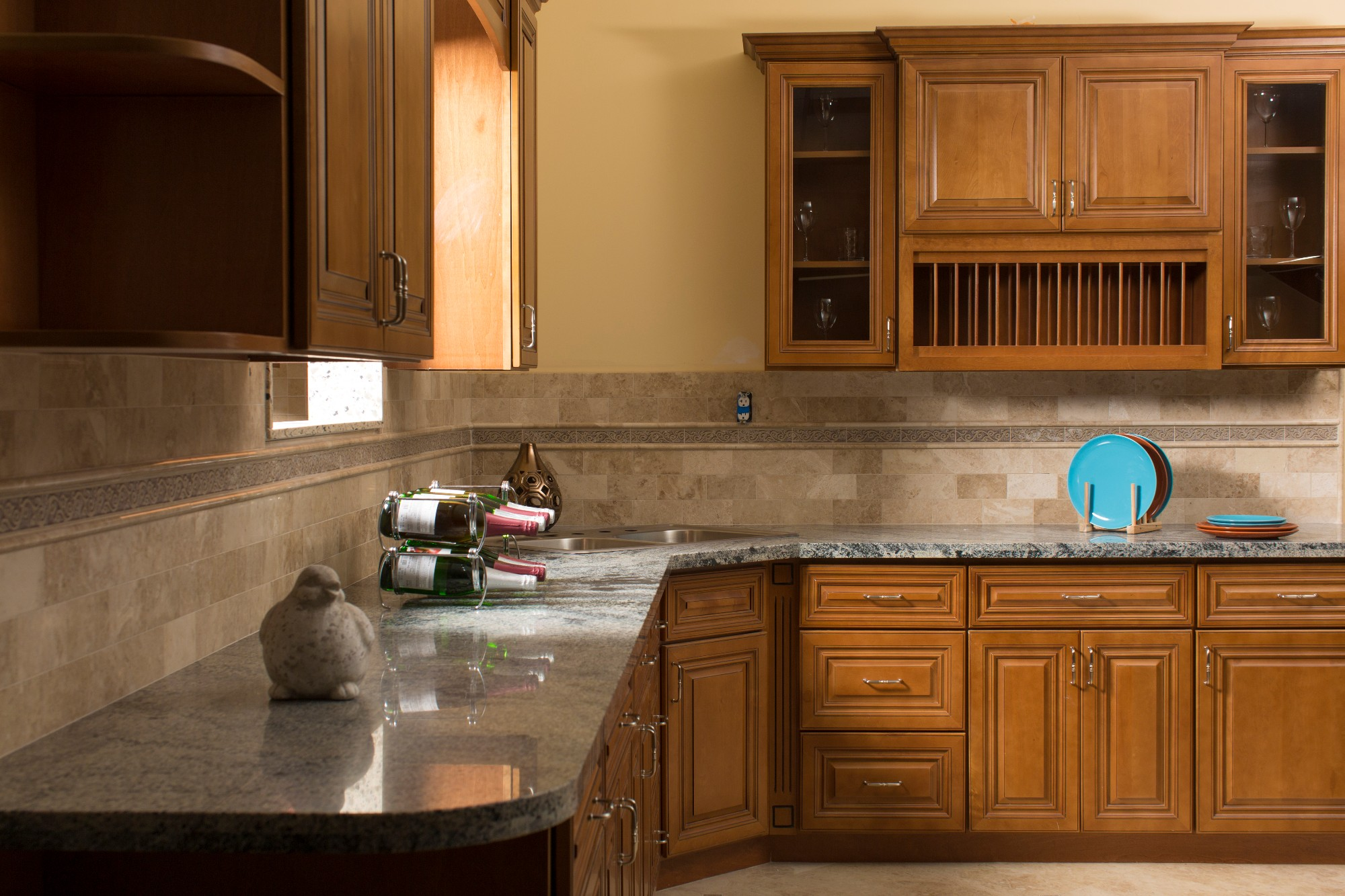 Coffee Glaze Solidwood Kitchen Cabinet Manufacturers, Coffee Glaze Solidwood Kitchen Cabinet Factory, Supply Coffee Glaze Solidwood Kitchen Cabinet