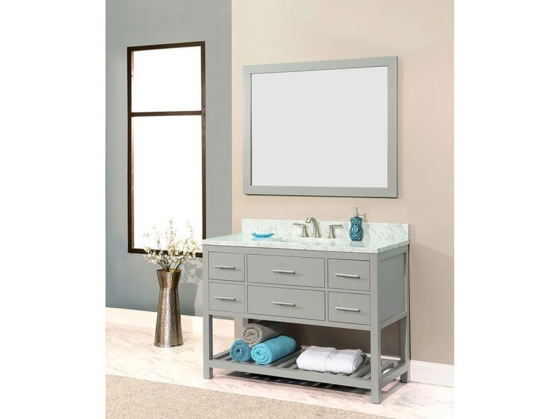 Caribbean Breeze Collection Solidwood Bathroom Cabinet