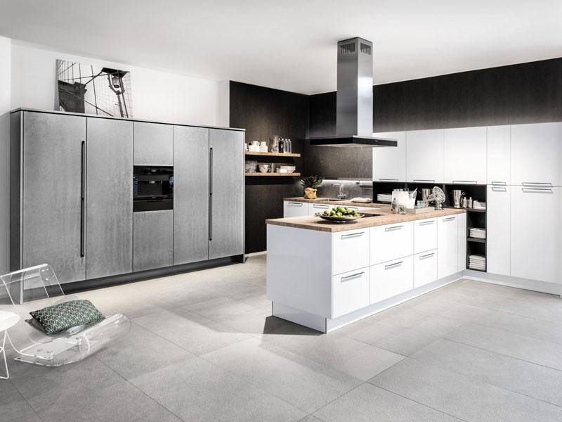 Lacquer Kitchen Cabinet