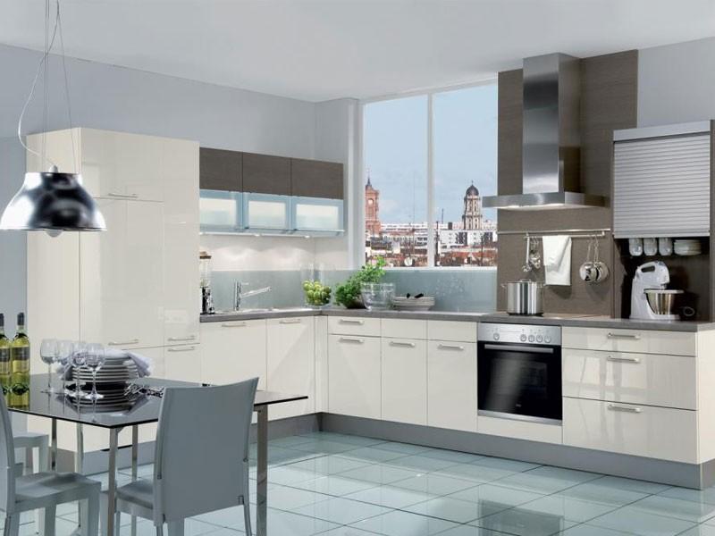 Laminate Acrylic Kitchen Cabinet