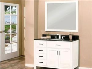 Arrezo Collection Solidwood Bathroom Cabinet