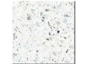 Crystal White Countertop Vanity Top Slabs Tiles Quartz