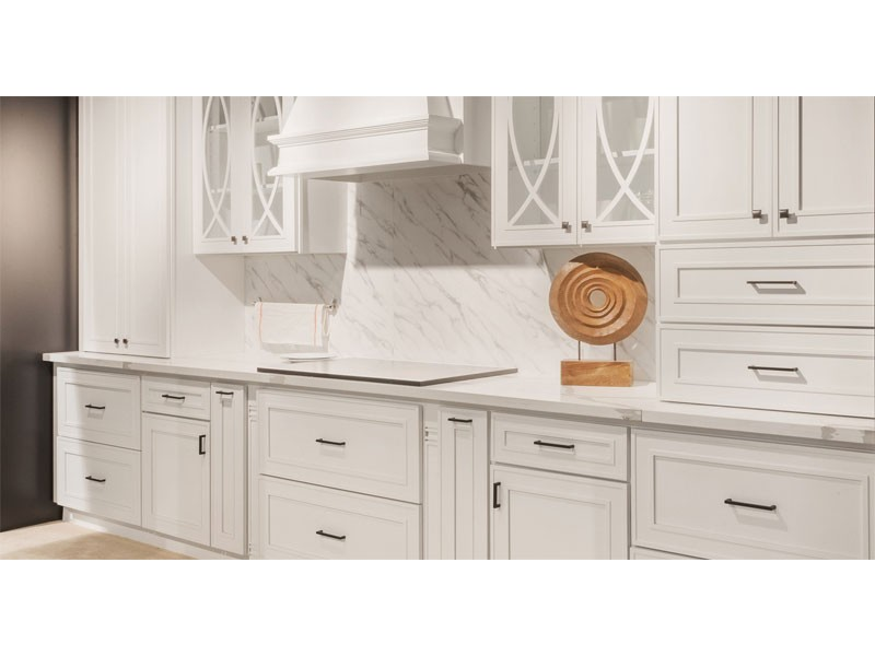 Elegant Shaker Solidwood Kitchen Cabinet