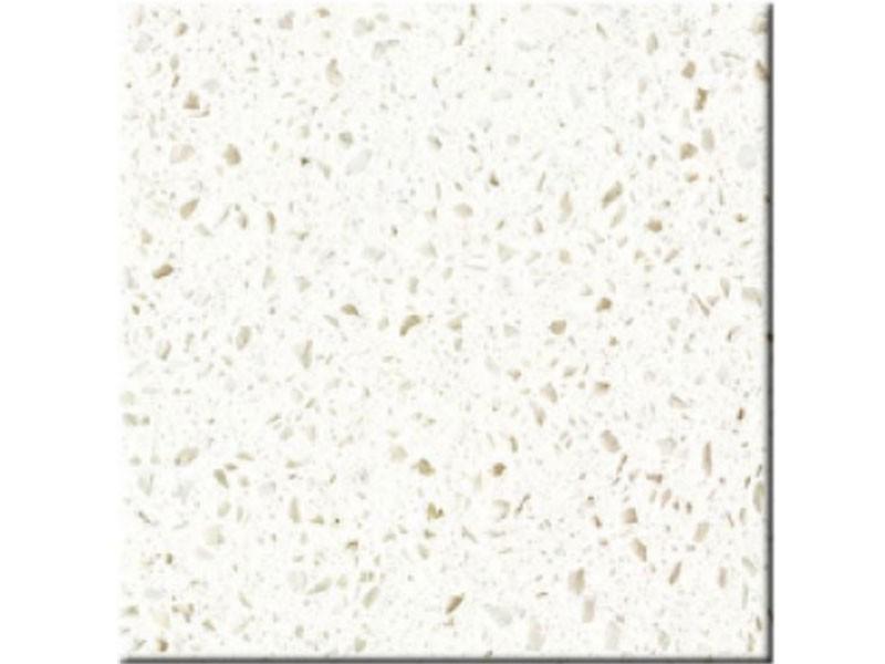 Sandy White Waschtischplatte Fliesen Quarz