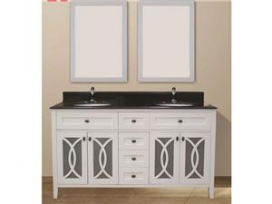 Margaret Garden Collection Solidwood Bathroom Cabinet