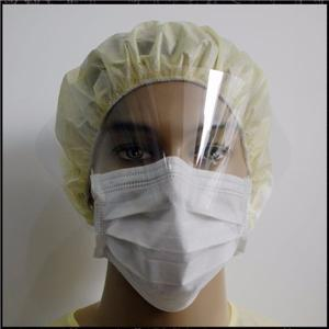 Fluid Protection Surgical Mask