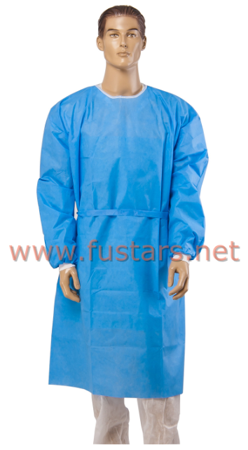 Anti Virus Surgical Gown