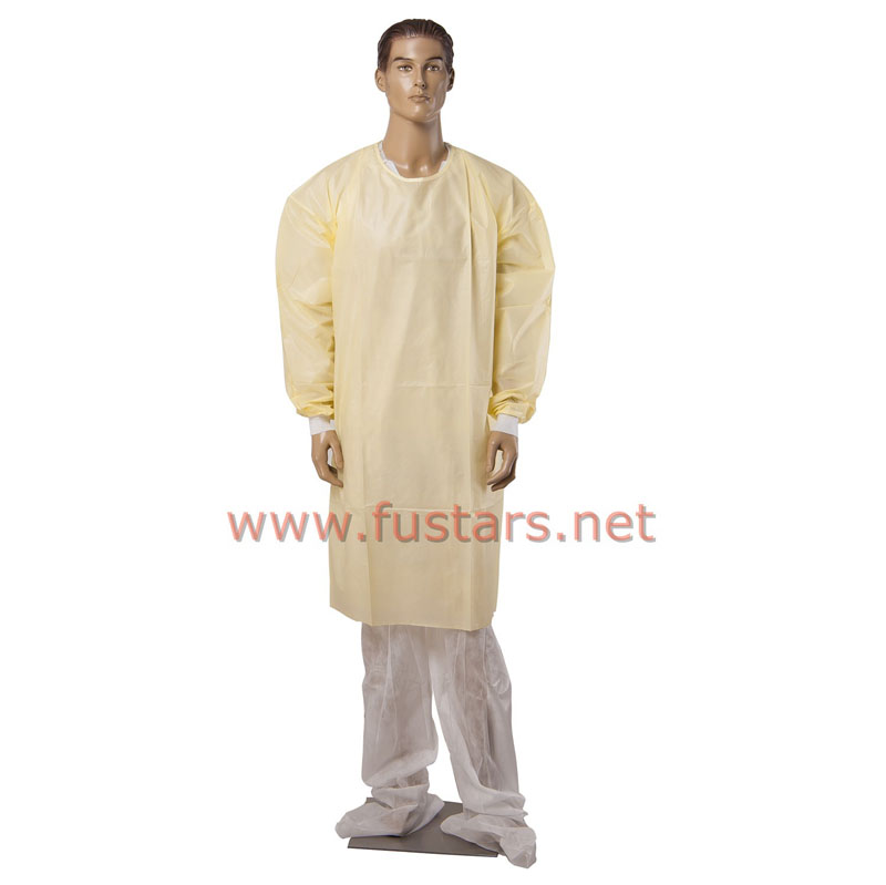 Chemo Isolation Gown