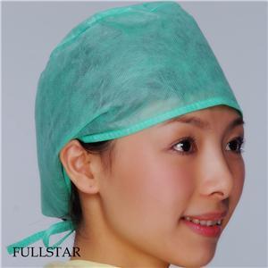 Wegwerp non-woven chirurgische cap