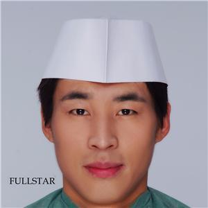 Disposable Multicolor Paper Chef Cap