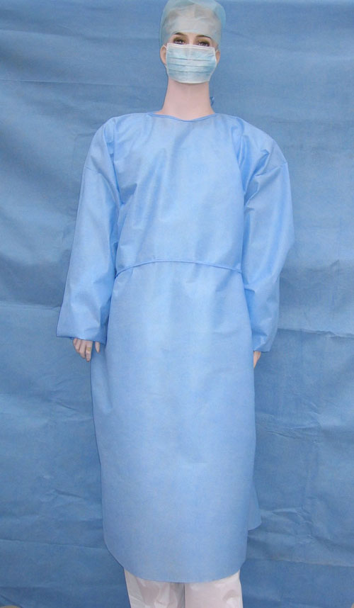 Microporous Isolation Gown Manufacturers, Microporous Isolation Gown Factory, Supply Microporous Isolation Gown