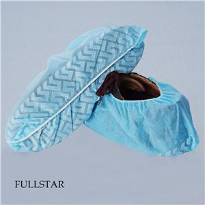 Disposable PP Non Skid Shoe Covers