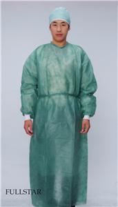 Tek kullanımlık Dokumasız Hasta Kıyafeti