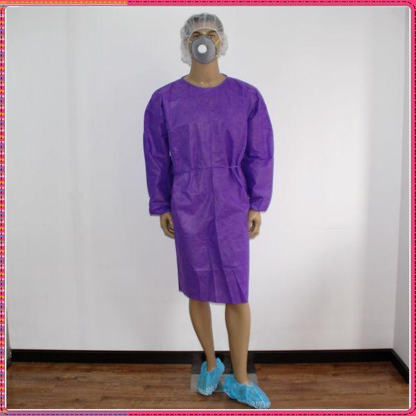 Disposable Non Woven Patient Gown 1