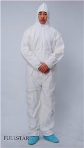 Disposable SMMS Protective Coverall