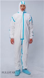 SMMS Coverall With Taping