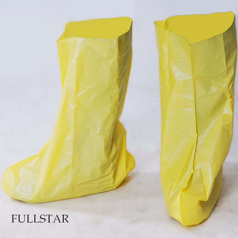 Disposable Waterproof PE Boot Cover
