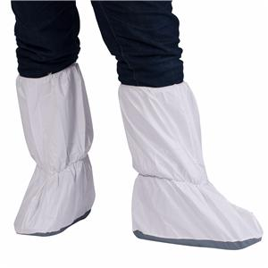 Microporous Boots Cover Non Skid PU Sole