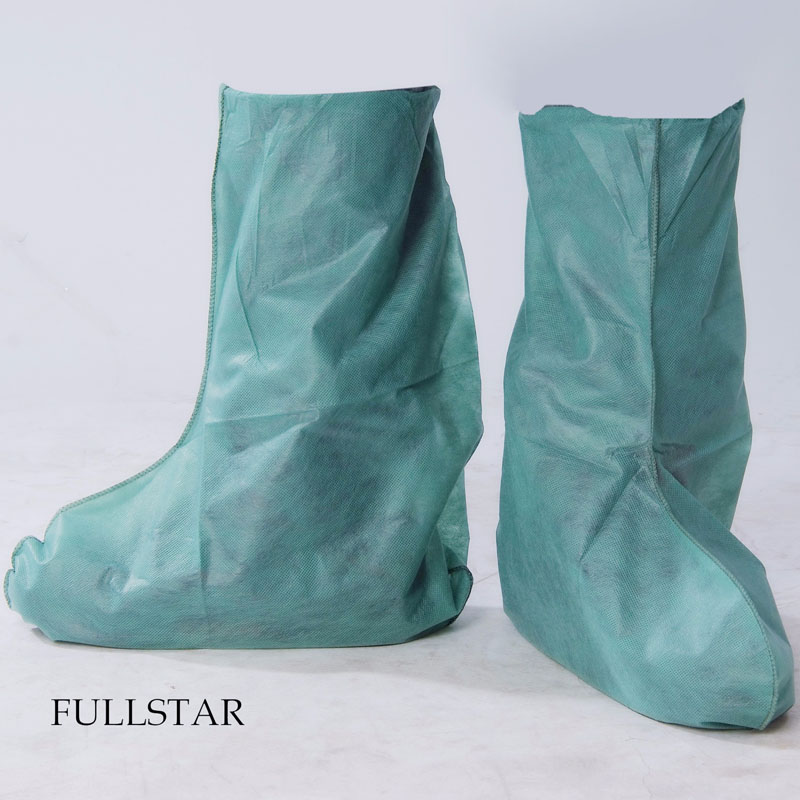 Disposable Plastic Boots