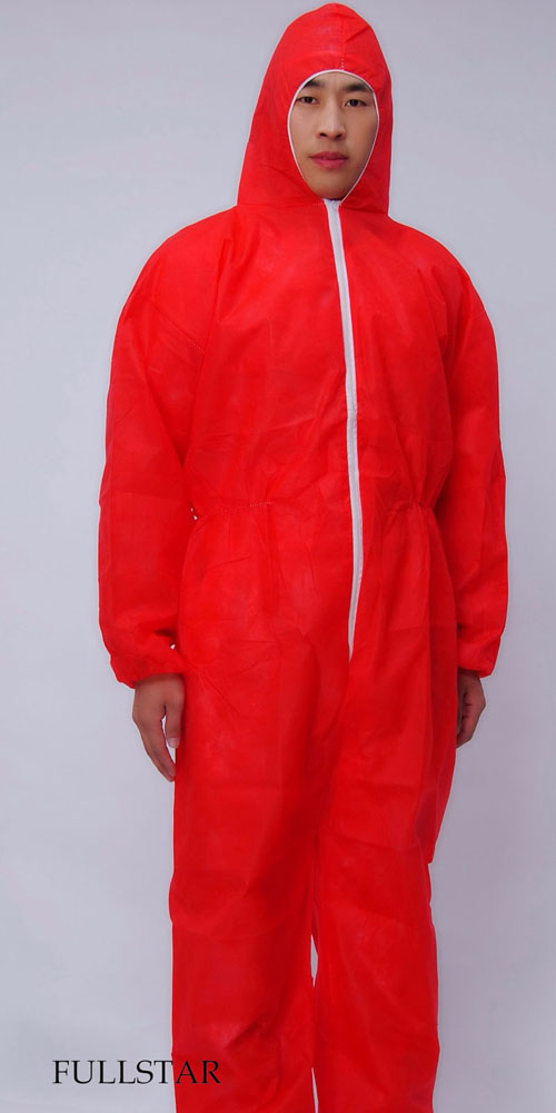 Type 5 6 Coverall Certificated Manufacturers, Type 5 6 Coverall Certificated Factory, Supply Type 5 6 Coverall Certificated