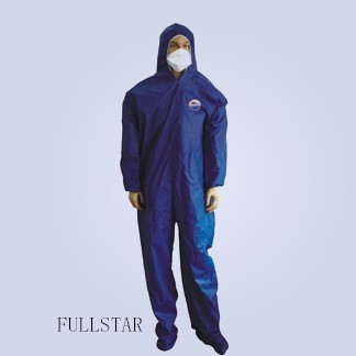 SMMS Fire Retardant Coverall