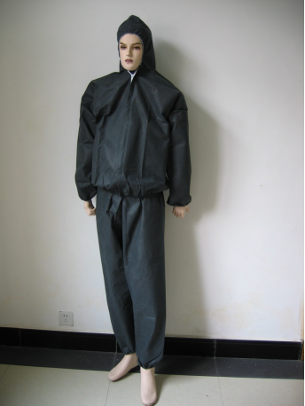 Non Woven Coverall Seperate Style