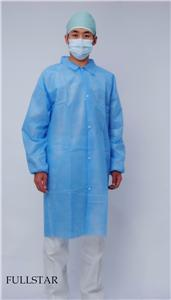 Disposable SMMS Lab Jacket